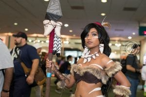 Cosplay at Anime Expo 2016