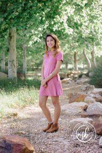 Senior Portrait Photographer Irvine CA