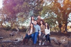 Marin Family Portrait Photographer new Coto de Caza