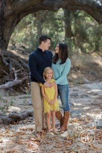 holiday family portraits in orange county ca