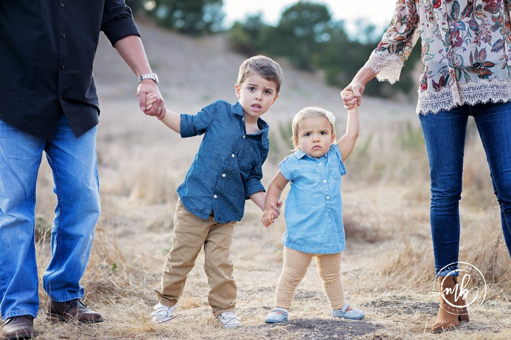 Family Photographer near Coto de Caza – The Thomas Family