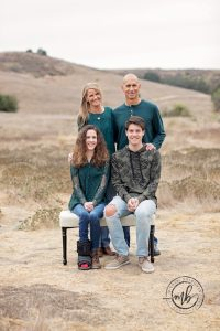 Orange County Family Photographer - The Dinsdale Family