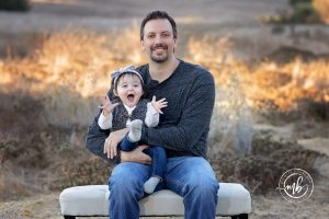 Holiday Portrait Photographer near Coto de Caza | Gutierrez Family