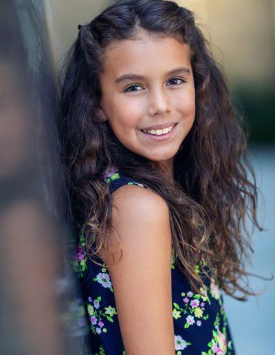 Children Headshot Photographer in Los Angeles