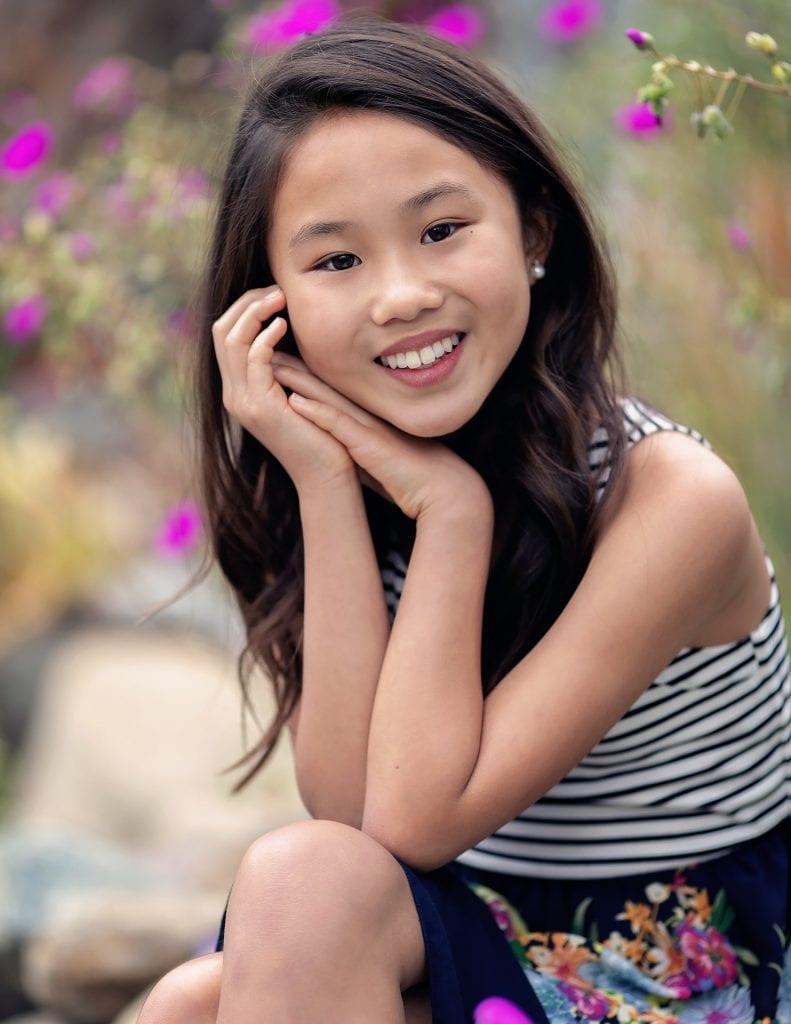 Children Headshot Photography