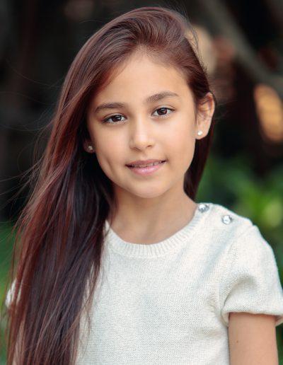 Children Headshot Photography in Newport Beach
