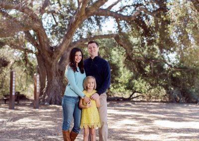 Coto de Caza Family Portrait Photographer